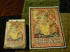 "Mary Engelbreit ""The Princess of Quite-A-Lot"" (Pocket Puzzle) 54 Pcs. 5''x7' 9;"