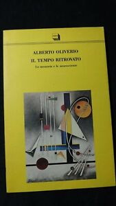 Oliverio: Il tempo ritrovato La memoria e le neuroscienze.  THEORIA, 1990