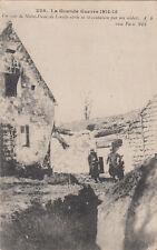 cpa GUERRE 14-18 WW1 NOTRE-DAME-DE-LORETTE 228 écrite