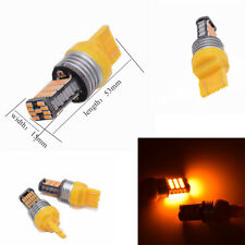 2X Car T20 7443 7440 4014 45-SMD LED Bulbs Turn Signal / Reverse / Parking Light