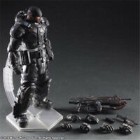 SQUARE ENIX PA KAI Marcus Fenix Action Figure Gears Of Wars Collectibles New