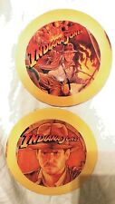 Indiana Jones Pinball Promo Plastic Speaker Cutout Movie Scene