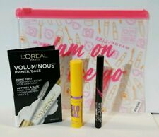Maybelline Loreal Eye❤glam on the go❤4pc set❤Free Shipping