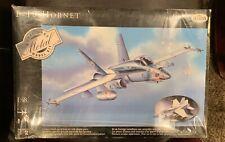 TESTORS F-18 HORNET 1:48 Scale #56400.