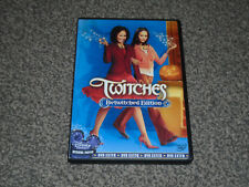 TWITCHES : BETWITCHED EDITION - REGION 1 DISNEY DVD (FREE UK P&P)