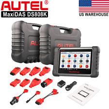 Autel MaxiDAS DS808K OBD Auto Diagnostic Scan Tool Key Coding Better Than DS708