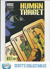 Human Target   #11   NM  (Vertigo)