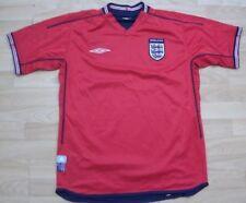 Umbro Away Football Shirts (National Teams) 2002