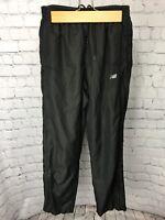 Black New Balance Running Jogging Gym Track Pants Light Weight Small S