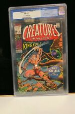 CREATURES ON THE LOOSE #10 Marvel 1971 CGC 9.2 NM 1st Full appearance KING KULL