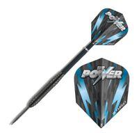 Black Steel Dart Dartpfeile Darts & Phil Taylor the Power Flights