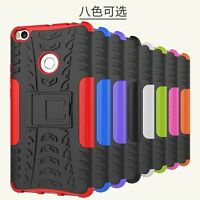 Rugged Hybrid Armor Slim Shockproof Hard Case Stand Cover For Xiaomi Mi Max 2