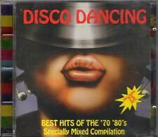 "RARO CD "" DISCO DANCING "" INCLUDING 75 HITS '70-'80 ( ONE SHOT )"
