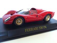 Ferrari 330 P4, Red 1/43  Scale Altalya/Ixo diecast serie Ferrari Collection New