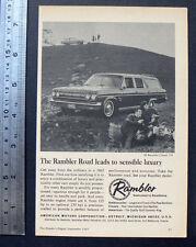 1965 vintage ad RAMBLER Ambassador American Classic 770 advertisement advert car