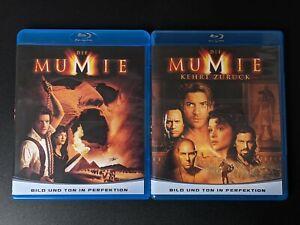 Die Mumie 1 + 2 - Blu-ray - Die Mumie kehrt zurück