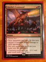 Comando Do dromoka 221//264 quase perfeito Mtg Dragons Of Tarkir dtk 2B3