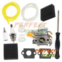 Carburetor For Ryobi RY26540 RY28020 RY28040 RY26500B SS30 SS26 Air Filter Kit