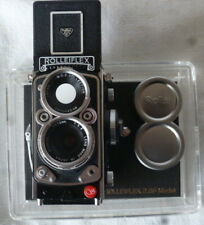 Sharan Megahouse Classic Camera collection modèle ROLLEIFLEX 2,8 F