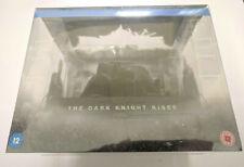 The Dark Knight Rises (Blu-ray Set, 2012) - Brand New & Sealed