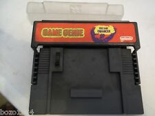 SNES GAME GENIE GALOOB 7353 SUPER NINTENDO GAME SYSTEM WITH COVER ON ONE END