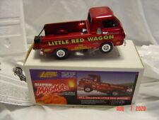 """Johnny Lightning Super Magmas, Bill """"Maverick"""" Goldens  Little Red Wagon 1:24"""