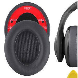 Geekria Replacement Ear Pads for JBL Everest 700, V700BT Headphones (Dark Grey)