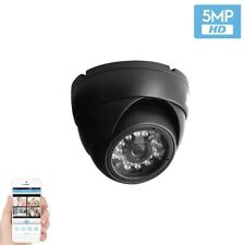 5 MP IP POE ONVIF Dome Security Camera