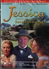 JESSICA  - BRYCE COURTNEY - 2 DISC SET NEW & SEALED DVDS FREE LOCAL POST
