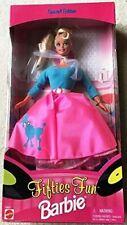 Barbie 1996 Fifties Fun Doll