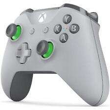 Microsoft WL3-00060 Xbox One S Wireless Controller, Grey/Green