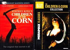 CHILDREN OF THE CORN 1,2,3,4,5,6,7 HORROR SAGA 7 FILMS DVD R1