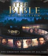 The Bible Collection 5 DVD Set: Featuring Paul, Apocalypse, Jeremiah, Jesus and