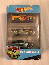Hot wheels three pack Studebaker /Corvette /Mustang