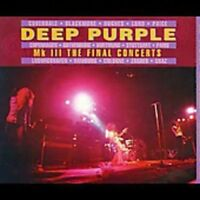 Deep Purple - Mk. III - The Final Concerts (2CD)