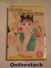 MANGA:     Boys over Flowers Vol. 5 by Yoko Kamio (2004, Paperback)