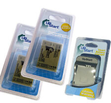 2x Battery +Charger for Canon PowerShot G12, SX30 IS