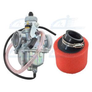 VM22 Carburetor & Filter Set for Mikuni 110cc 125cc 140cc Dirt Pit Bike SSR YCF