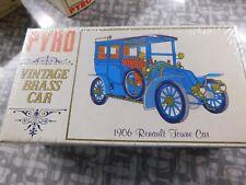 1906 Renault Towne Car 1/32 scale Pyro kit # C454-125