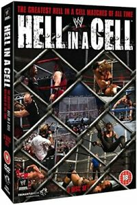WWE: Hell In A Cell - Greatest Matches Of All Time [DVD][Region 2]