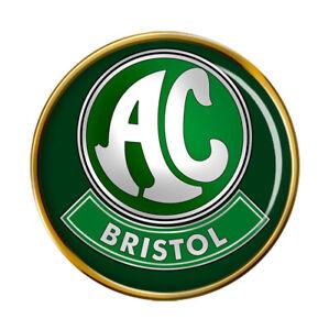 AC Bristol Badge Pin badge