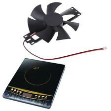 DV 18V Plastic Brushless Fan Cooling Fan For Induction Cooker Repair Accessories