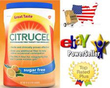 Citrucel Methylcellulose Fiber, Sugar Free, 42 Ounces New...