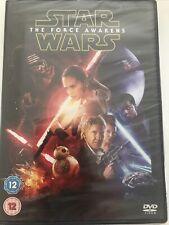 Star Wars: The Force Awakens DVD (2016) NEW