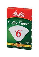 Melitta  10 cups Cone  Coffee Filter  1 pk