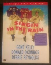 Brand New Rare Singin in the Rain (Dvd, 2002, 2-Discs Two Disc Special Edition)