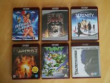 HD DVD Bundle - Transformers - Blades of Glory - Stardust - Serenity - Doom TMNT