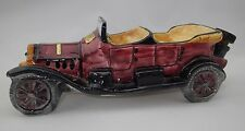 "Vintage Decanter ""Alfa Romeo 1913"" Italy  Bottle Figure"