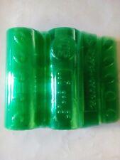 15 blisters para monedas de 0,50 centimo blister moneda color verde