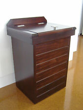 NEW KITCHEN RUBBISH/WASTE BIN,BATHROOM/OFFICE/LAUNDRY TIDY,SOLID TIMBER/WOODEN